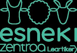 Esneki Zentroa Leartiker Centro Lácteo logo